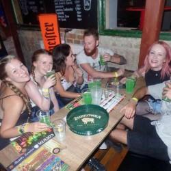 Turnée des Bars à Budapest